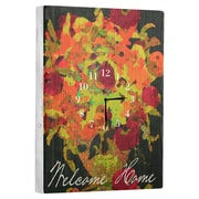 Artehouse LLC Welcome Home Wall Clock