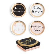 Rosanna Anything Goes Cocktails Coaster (Set of 4)