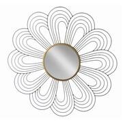 Urban Trends Metal Round Wall Mirror