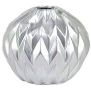 Urban Trends Ceramic Round Low Table Vase