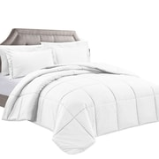 Clara Clark All Season Down Alternative Comforter; Full/Queen