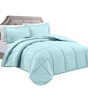 Clara Clark All Season Down Alternative Comforter; Twin/Twin XL