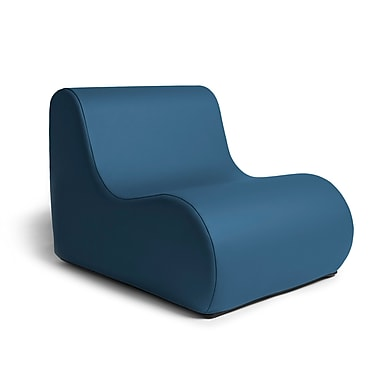Jaxx Classroom Kids Chair ; Royal Blue