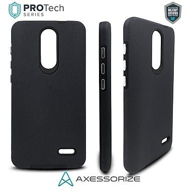 Axessorize – Étui ajusté PROTech pour cellulaire, ZTE Grand X 4, étanche, noir (680813001076)