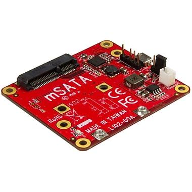 StarTech.com – Convertisseur USB vers mSATA pour Raspberry Pi et les cartes de développement (PIB2MS1)