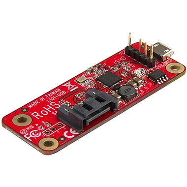 StarTech® USB to SATA Converter for Raspberry Pi and Development Boards (PIB2S31)