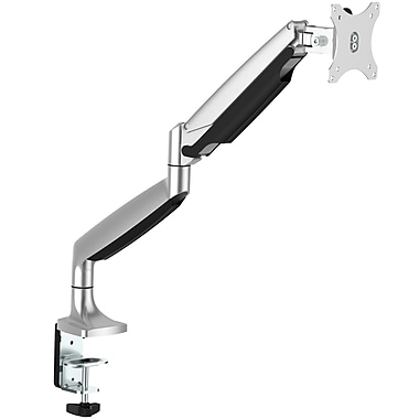 StarTech.com Desk-Mount Monitor Arm, Full Motion, Articulating, Heavy Duty Aluminum (ARMPIVOTHD)