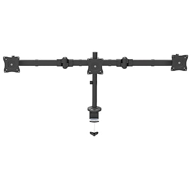 StarTech® Desk-Mount Triple Monitor Arm, Articulating (ARMTRIO)