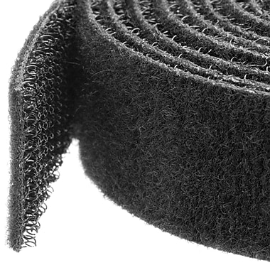 StarTech® Hook-and-Loop Cable Tie, 50 ft Bulk Roll (HKLP50)
