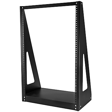 StarTech.com Heavy Duty 2-Post Rack, 16U (2POSTRACK16)