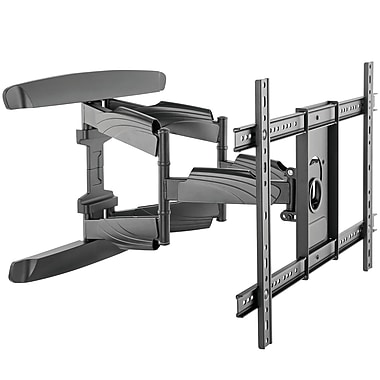 StarTech.com Flat-Screen TV Wall Mount, Full Motion, Heavy Duty Steel (FPWARTB2)