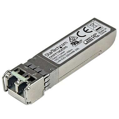 StarTech® 10 Gigabit Fiber SFP+ Transceiver Module, Juniper EX-SFP-10GE-SR, MM LC with DDM, 300m (EXSFP10GESRS)