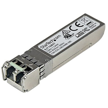 StarTech® 8 Gb Fibre Channel Short Wave B-series SFP+, HP AJ716B Compatible, MM LC, 300m (AJ716BST)