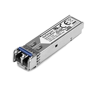 StarTech – Émetteur-récepteur SFP 1000Base-LX à fibre opt. Gigabit, pour Cisco GLC-LX-SM-RGD, SM LC, 10 km (GLCLXSMRGDST)