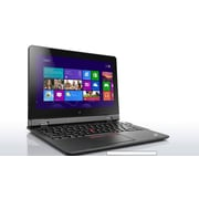 "Lenovo Refurbished ThinkPad Helix 20CG001YUS 11.6"" 2-in-1, 2.0 GHz Intel Core M-5Y10C, 128 GB SSD, 4 GB DDR3, Windows 10 Pro"