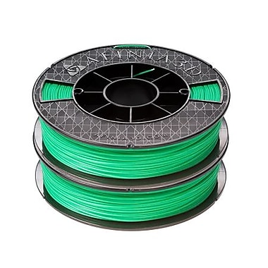 Afinia ABS Premium Filament, Green