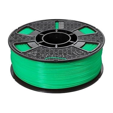 Afinia ABS PLUS Premium Filament, Green