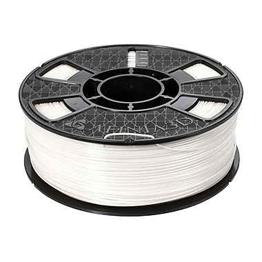 Afinia ABS PLUS Premium Filament, White