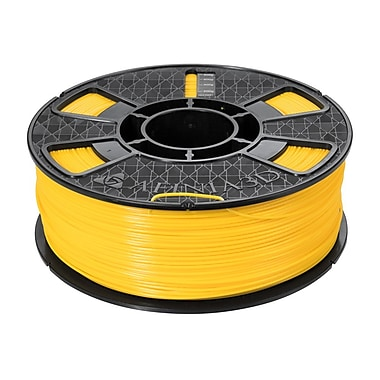 Afinia ABS PLUS Premium Filament, Yellow