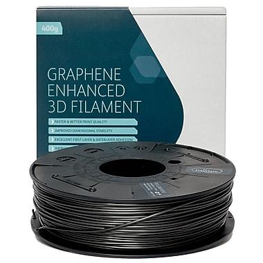 Afinia Graphene-enhanced PLA Filament, Dark Grey