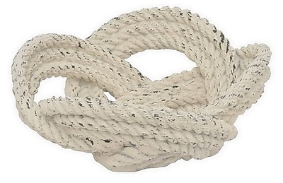 Three Hands Co. Rope Design Decorative Bowl