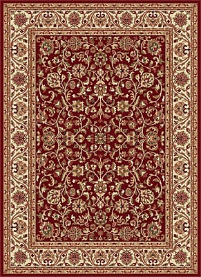 Astoria Grand Clarence Red Area Rug; 8'9'' x 12'3''