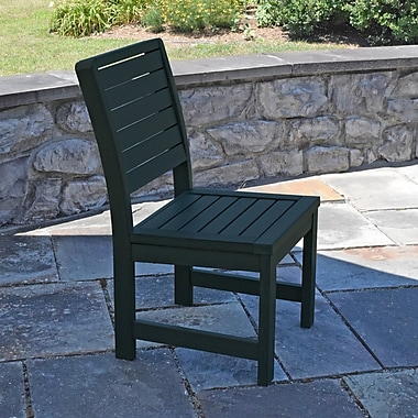 Darby Home Co Berry Dining Side Chair; Charleston Green