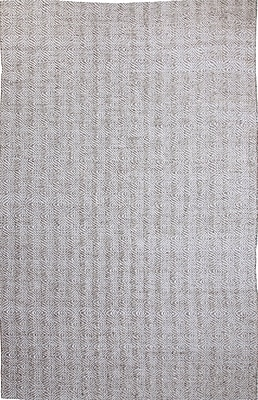 Dynamic Rugs Zest Hand-Woven Ivory/Beige Area Rug; 2' x 4'