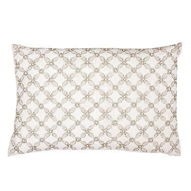 Sivaana Angel Flower Lumbar Pillow