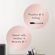 WallPops! Dry Erase Dots Whiteboard/Chalkboard Wall Decal (Set of 2)