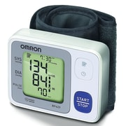 Omron® 3 Series™ Wrist Blood Pressure Monitor, White