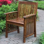 Breakwater Bay Sandy Point Dining Arm Chair