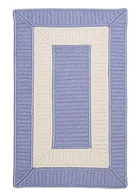 Breakwater Bay Kenton Purple Indoor/Outdoor Area Rug; Square 10'