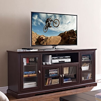 Breakwater Bay Landsdowne TV Stand; Espresso WYF078280316809