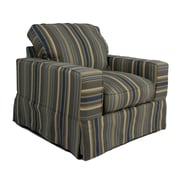Breakwater Bay Oxalis Slipcovered Chair