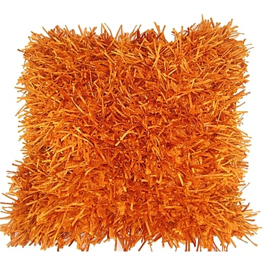 Mercer41 Leonard Throw Pillow; Orange