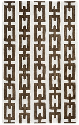 Mercer41 Judy Hand-Tufted Off White Area Rug; 9' x 12'