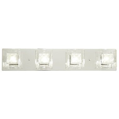 Willa Arlo Interiors Dunlap 4-Light Bath Bar