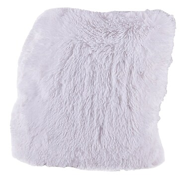 Willa Arlo Interiors Broughton Very Soft and Comfy Plush Faux fur Throw Pillow (Set of 2)