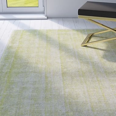 Mercer41 Kingston Lime Rug; 3'6'' x 5'6''