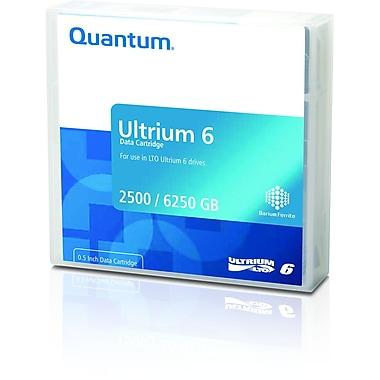 Quantum LTO Ultrium-6 Data Cartridge (MR-L6MQN-03)