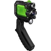 "Olympus Digital Camcorder, 1.5"" LCD, BSI CMOS, 4K, Green"