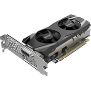 Zotac GeForce GTX 1050 Graphic Card, 1.35 GHz Core, 1.46 GHz Boost Clock, 2 GB GDDR5, Low-profile, Dual Slot Space Required