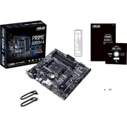 Asus Prime B350M-A/CSM Desktop Motherboard, AMD Chipset, Socket AM4
