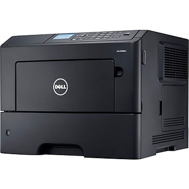 Dell B3460DN Laser Printer, Monochrome, 1200 x 1200 dpi Print, Plain Paper Print, Desktop