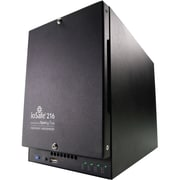ioSafe 216 SAN/NAS Server with WD Red Hard Drives