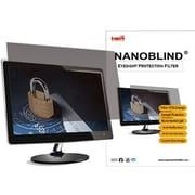 BlindScreen Standard Screen Filter Matte, Crystal Clear (ENB18.4W)