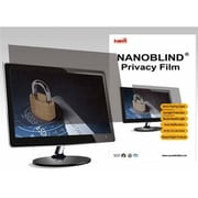 NanoBlind Privacy Screen Filter Crystal Clear, Matte (NB19W)
