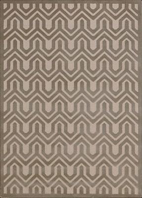 Mercer41 Beaconsfield Ivory/Light Gray Area Rug; 2'6'' x 4'