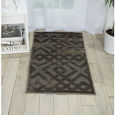 Mercer41 Beaconsfield Silver/Gray Area Rug; 5'3'' x 7'3''